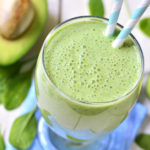 Avocado Spinat Smoothie