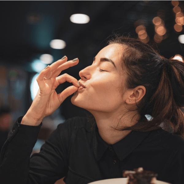 Achtsamkeit Essen